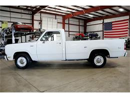 Picture of '74 Dodge D100 located in Michigan - Q8LY