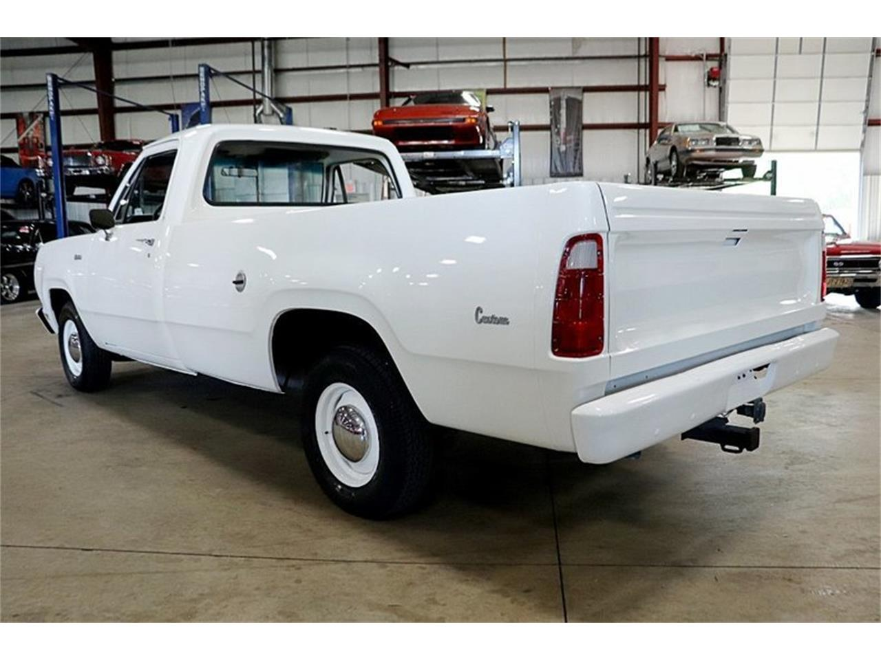 Large Picture of '74 Dodge D100 - $13,900.00 - Q8LY