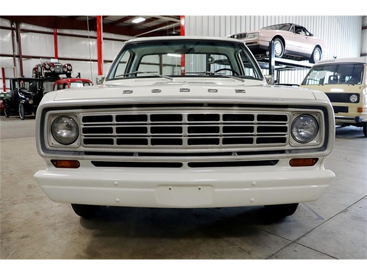 Large Picture of '74 Dodge D100 located in Michigan - Q8LY