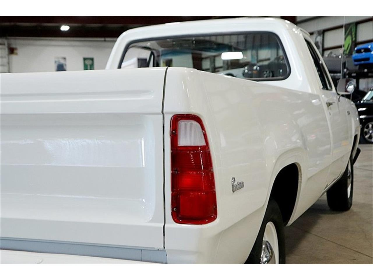 Large Picture of '74 D100 located in Michigan Offered by GR Auto Gallery - Q8LY