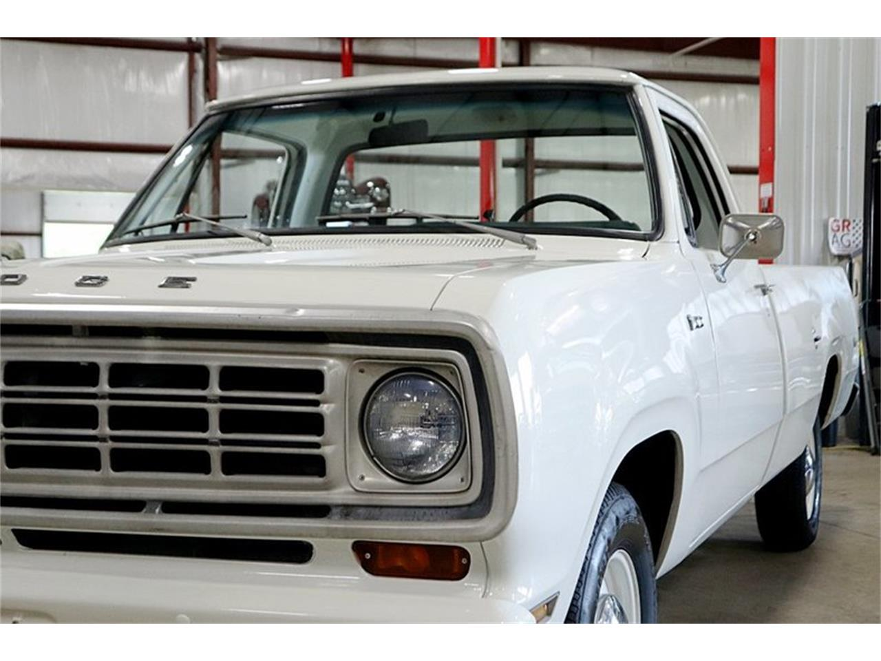 Large Picture of 1974 Dodge D100 Offered by GR Auto Gallery - Q8LY