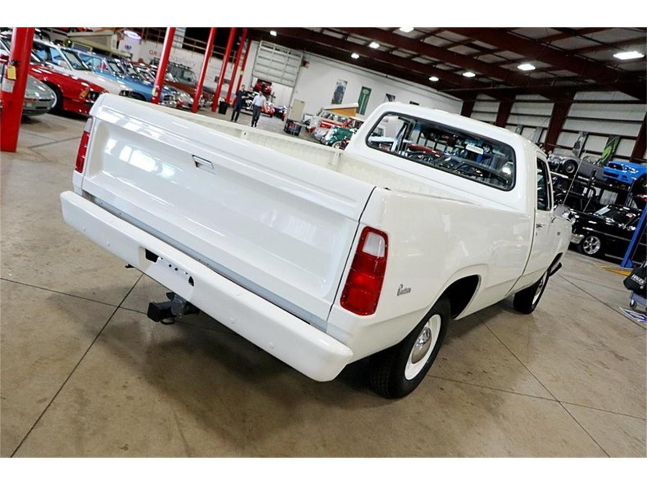 Large Picture of 1974 Dodge D100 located in Michigan Offered by GR Auto Gallery - Q8LY