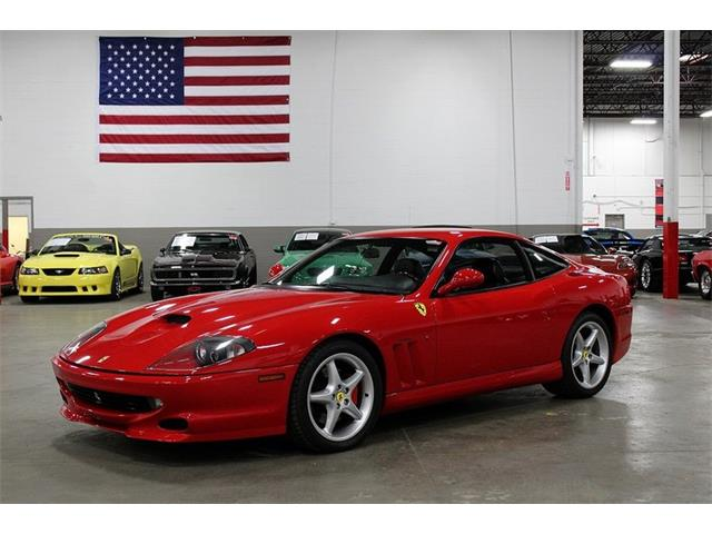 Picture of '97 550 Maranello - Q8M1