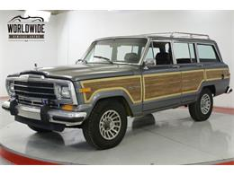 Picture of '89 Grand Wagoneer - Q8M9