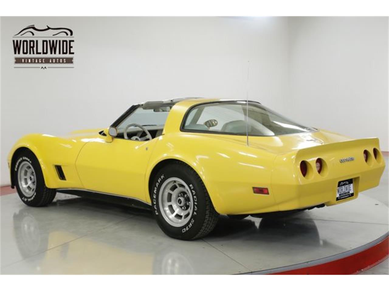Large Picture of '80 Corvette - Q8MG