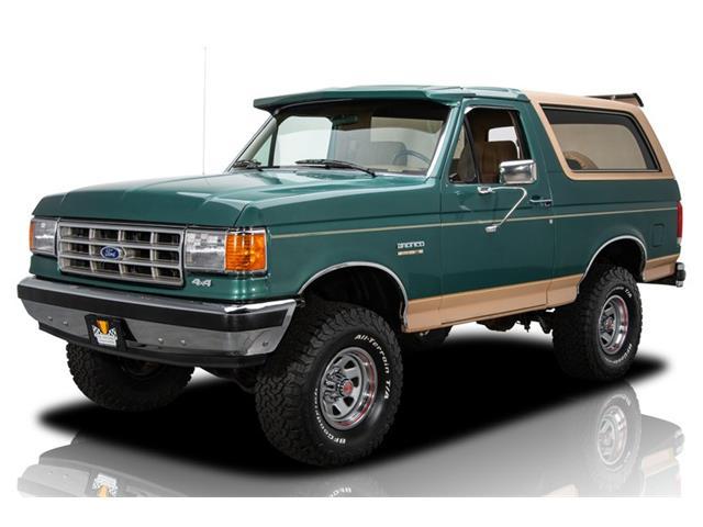 Picture of '88 Bronco - Q8MI