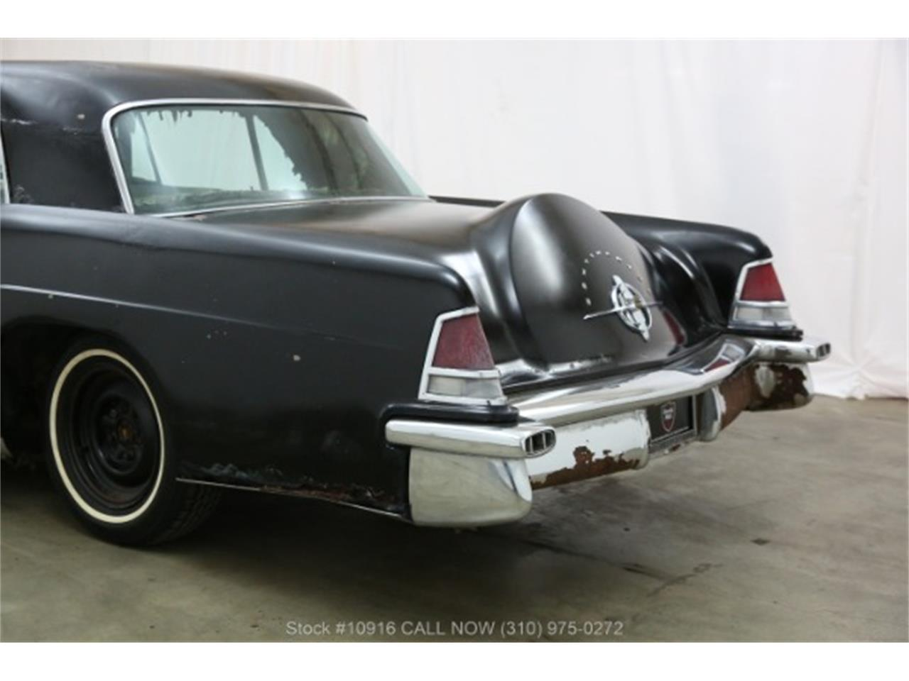 Large Picture of '56 Continental Mark II - Q8MN