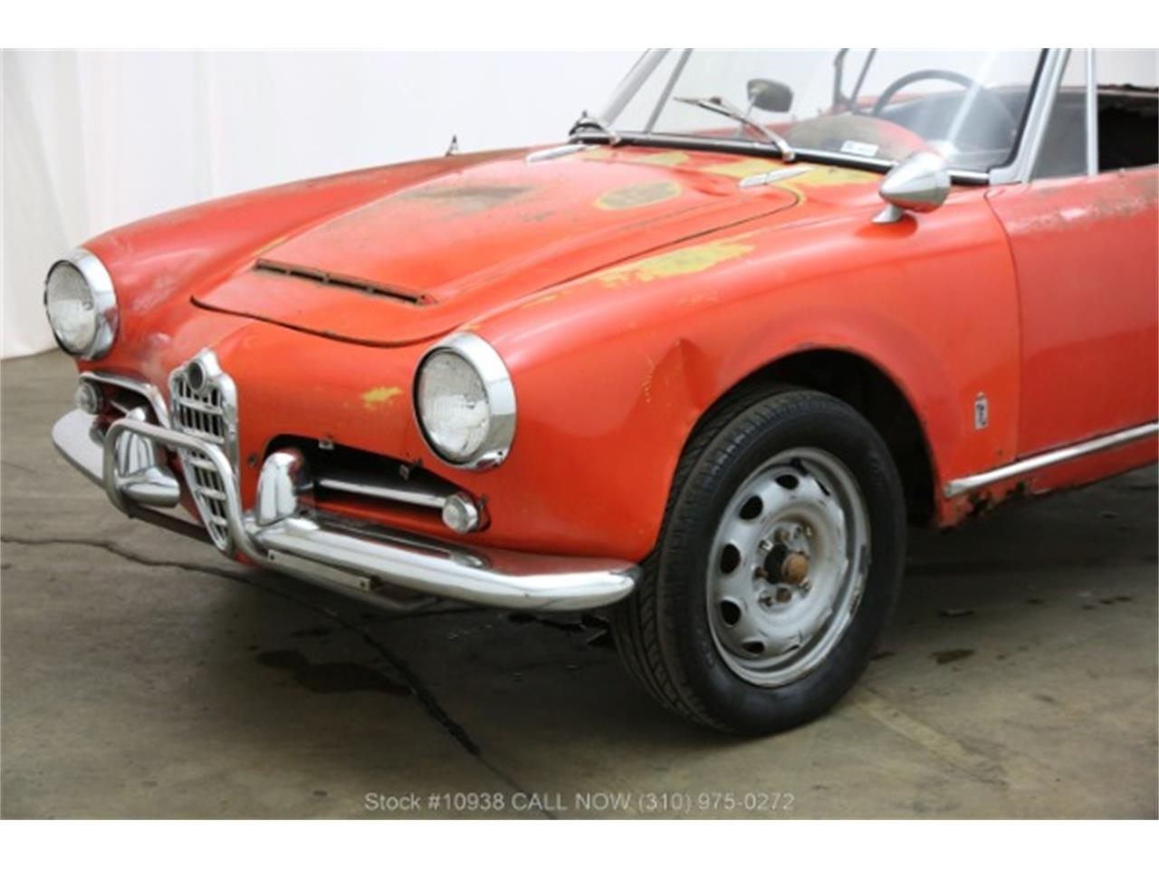 Large Picture of '64 Giulietta Spider - Q8MO