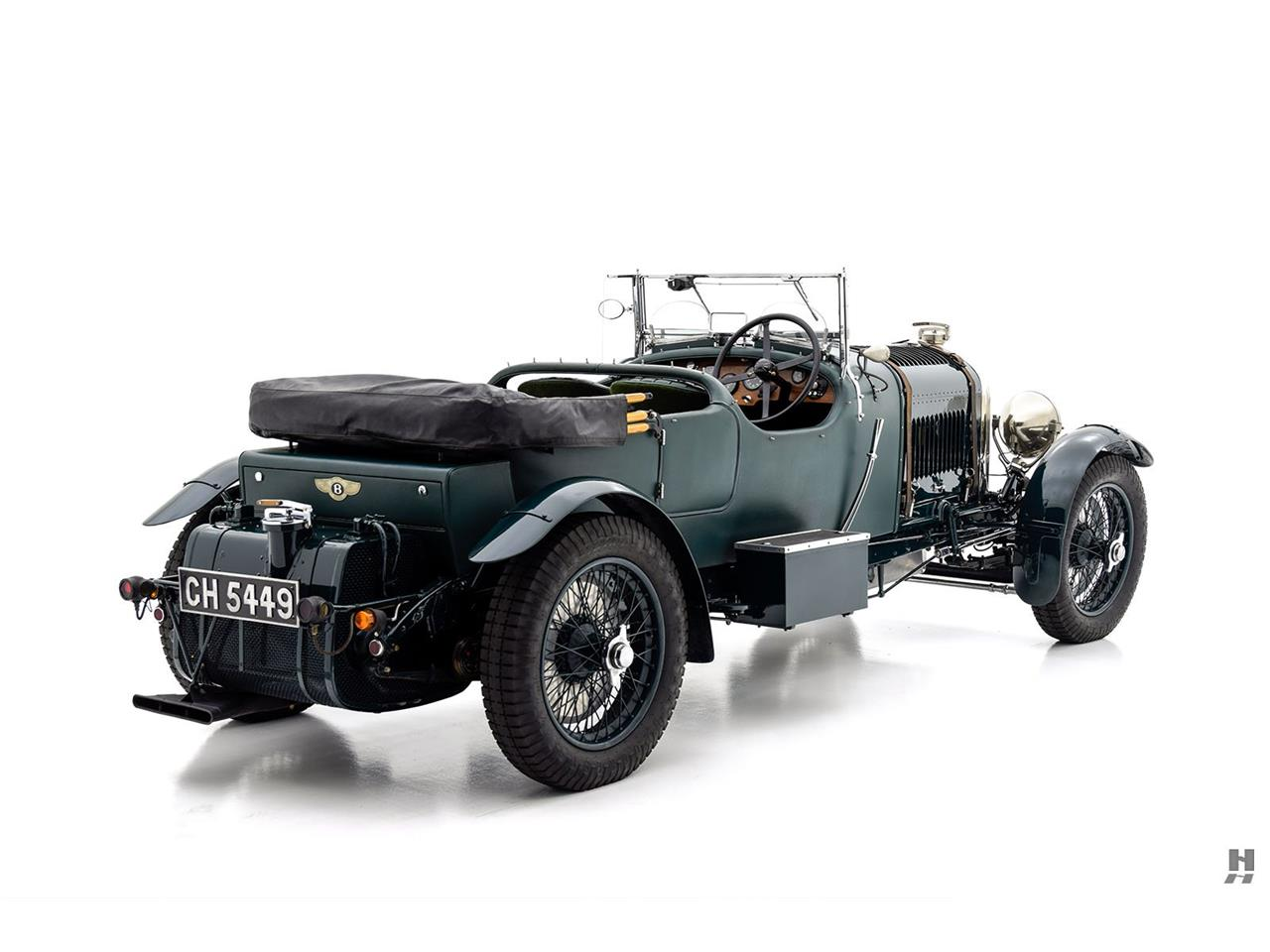 Large Picture of '30 4-1/2 Litre - Q8MS