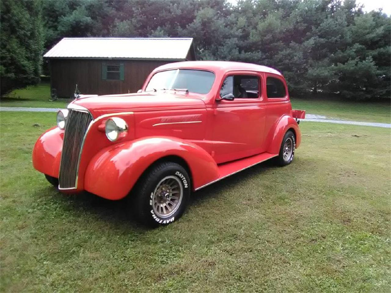 Large Picture of '37 Coupe - Q8N1