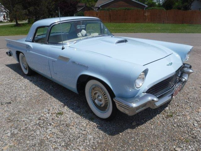 Picture of '57 Thunderbird - Q8NT