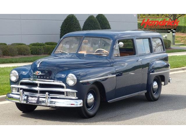 Picture of '50 Plymouth Suburban located in Charlotte North Carolina Offered by  - Q8OZ