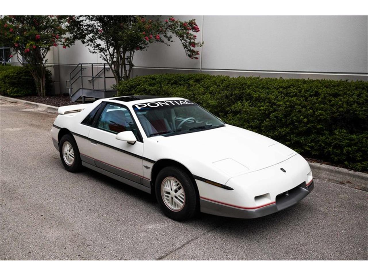 Large Picture of '84 Fiero - Q8PI