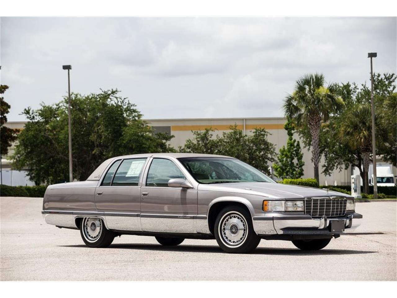 Large Picture of 1996 Fleetwood Offered by Orlando Classic Cars - Q8PS