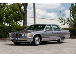 Picture of 1996 Cadillac Fleetwood located in Orlando Florida Offered by Orlando Classic Cars - Q8PS