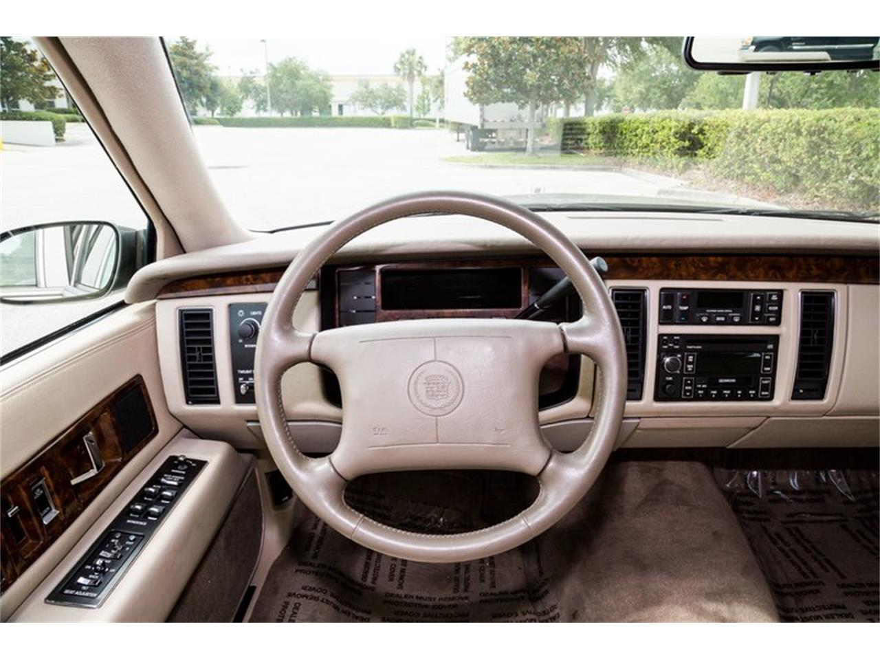 Large Picture of 1996 Cadillac Fleetwood located in Florida - $32,900.00 Offered by Orlando Classic Cars - Q8PS