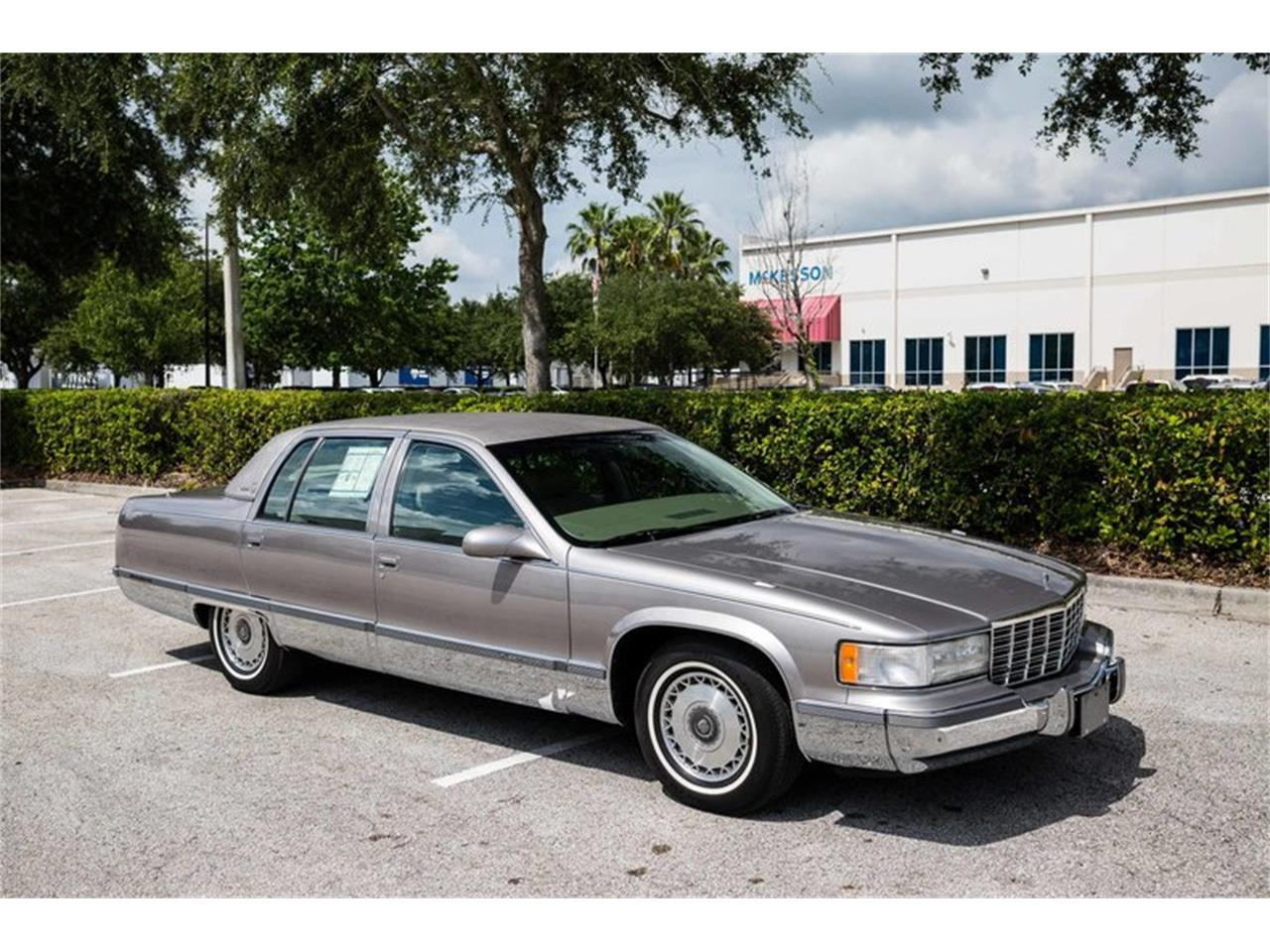 Large Picture of '96 Fleetwood located in Orlando Florida - $32,900.00 Offered by Orlando Classic Cars - Q8PS