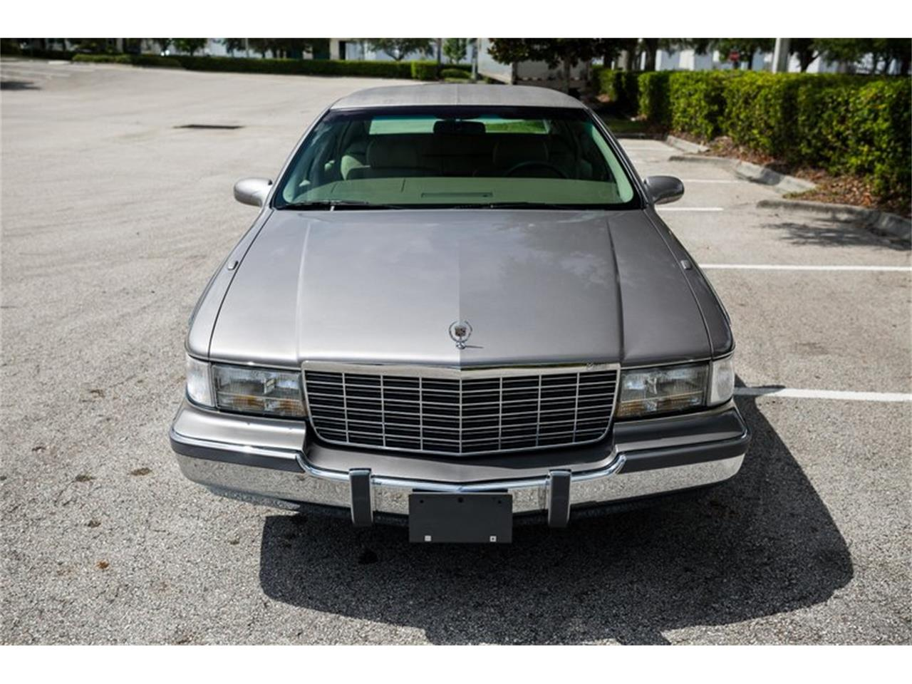 Large Picture of '96 Cadillac Fleetwood located in Orlando Florida - $32,900.00 Offered by Orlando Classic Cars - Q8PS