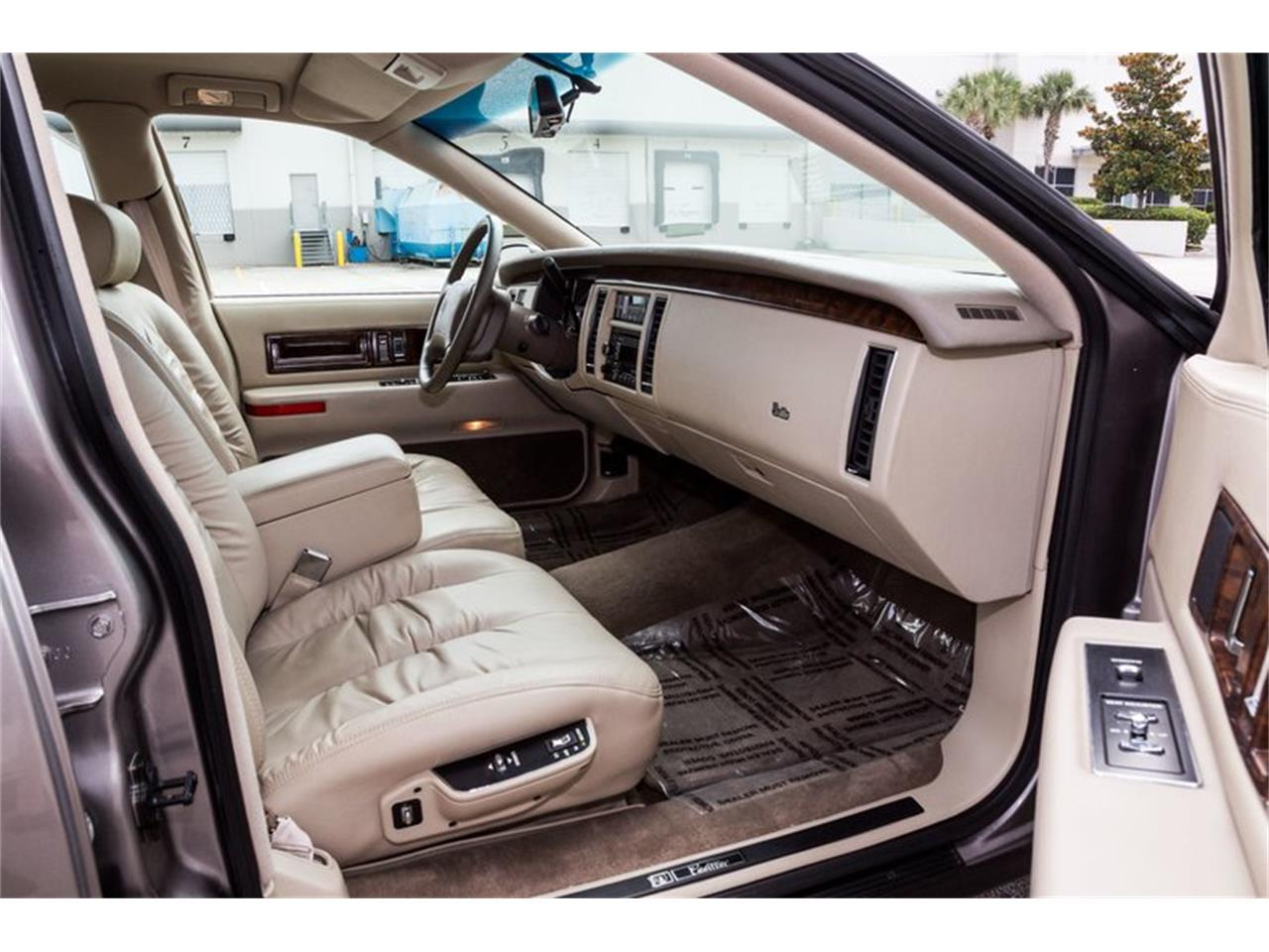Large Picture of 1996 Cadillac Fleetwood - $32,900.00 Offered by Orlando Classic Cars - Q8PS