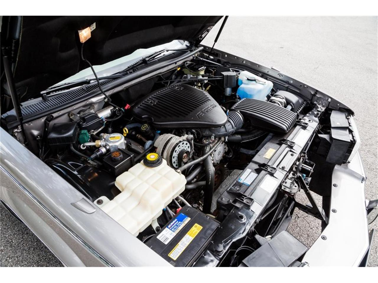 Large Picture of '96 Cadillac Fleetwood Offered by Orlando Classic Cars - Q8PS
