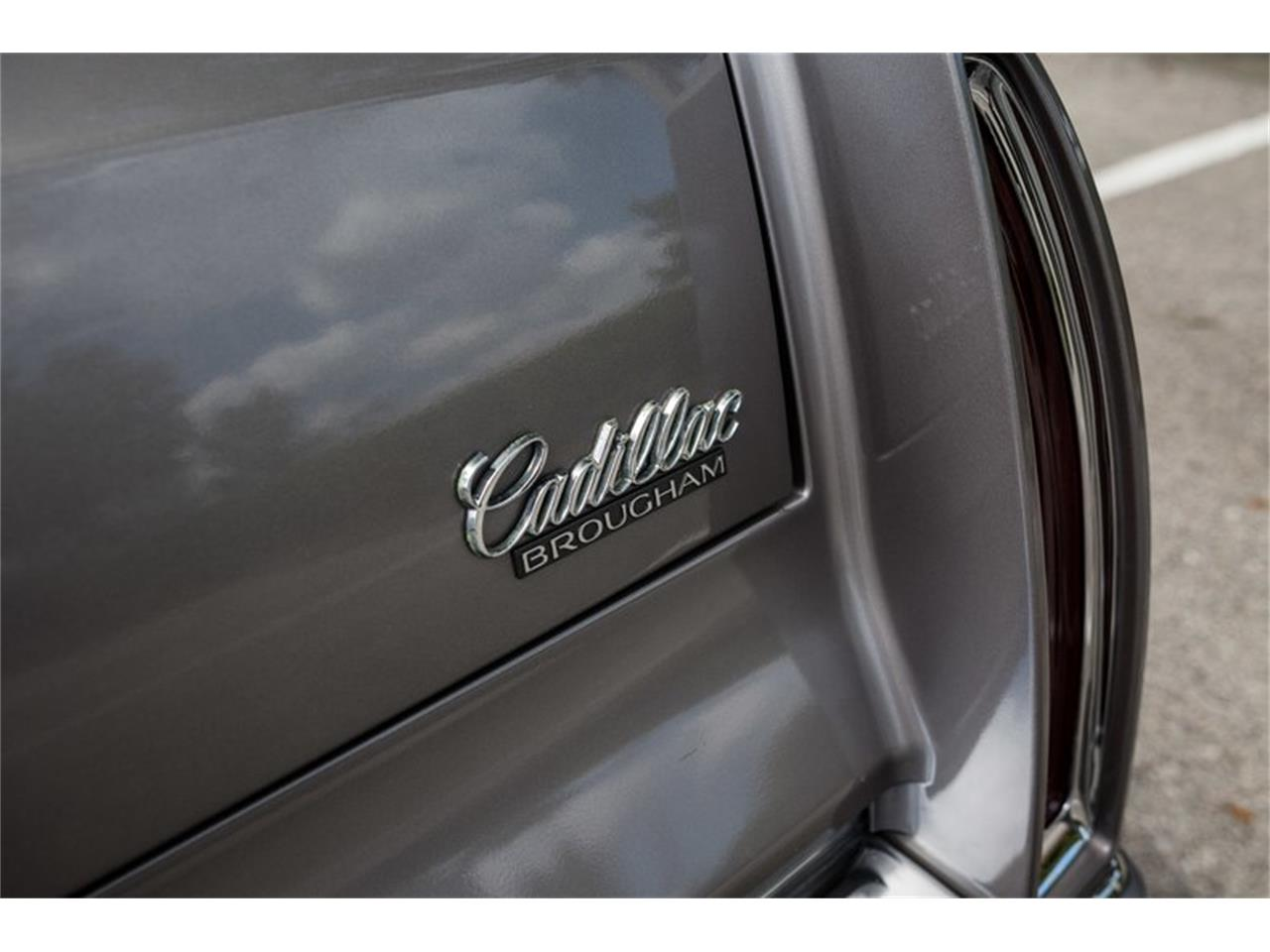 Large Picture of 1996 Cadillac Fleetwood Offered by Orlando Classic Cars - Q8PS