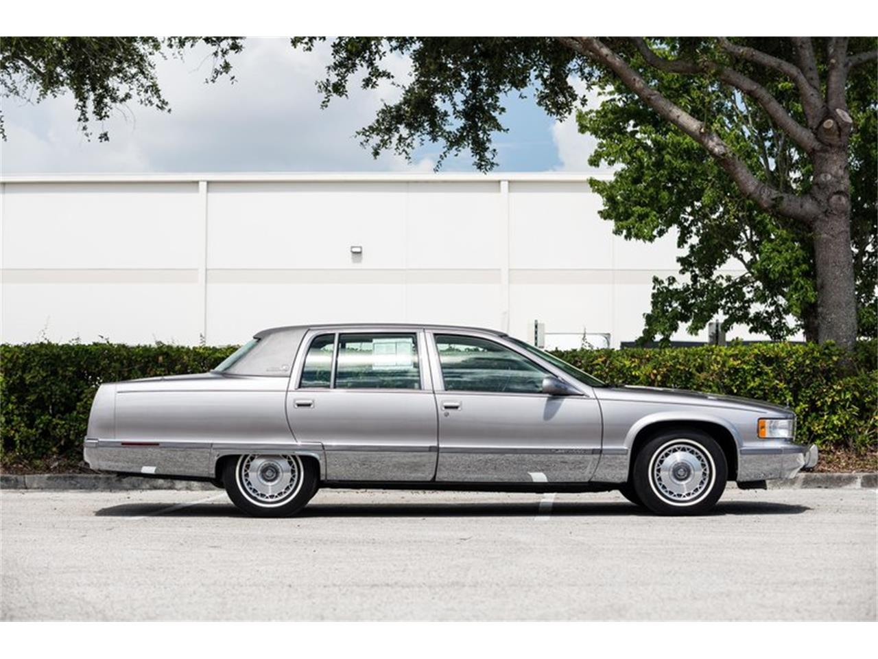 Large Picture of 1996 Fleetwood - Q8PS