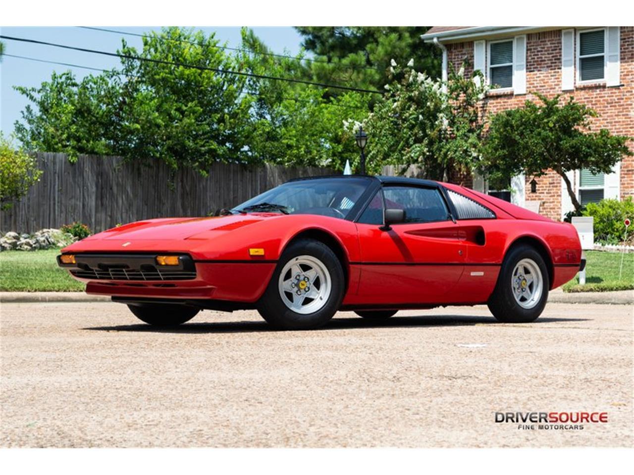 Ferrari 308 Gts For Sale >> 1978 Ferrari 308 Gts For Sale Classiccars Com Cc 1220436