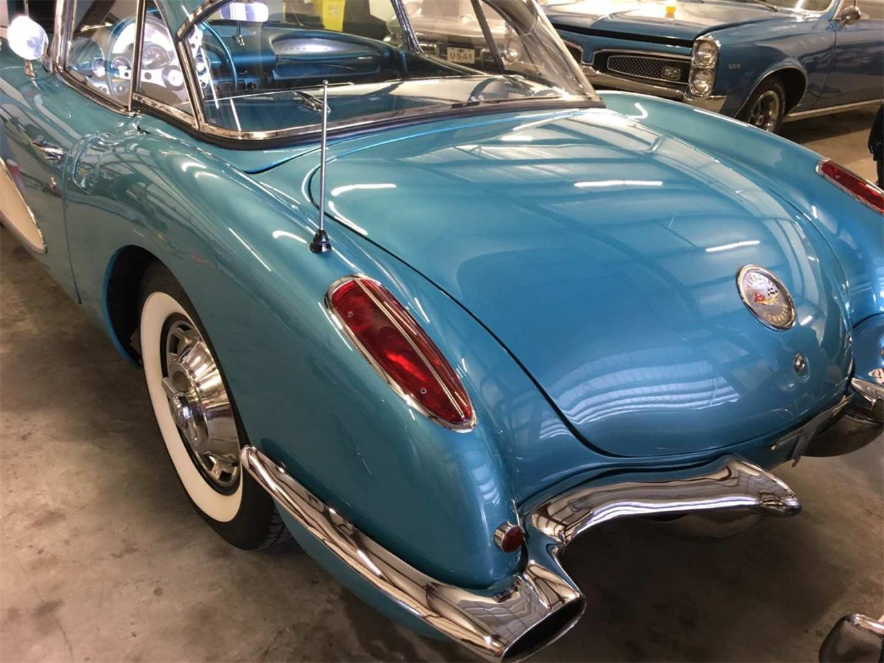 Large Picture of 1959 Corvette located in Louisiana Auction Vehicle - Q8R5