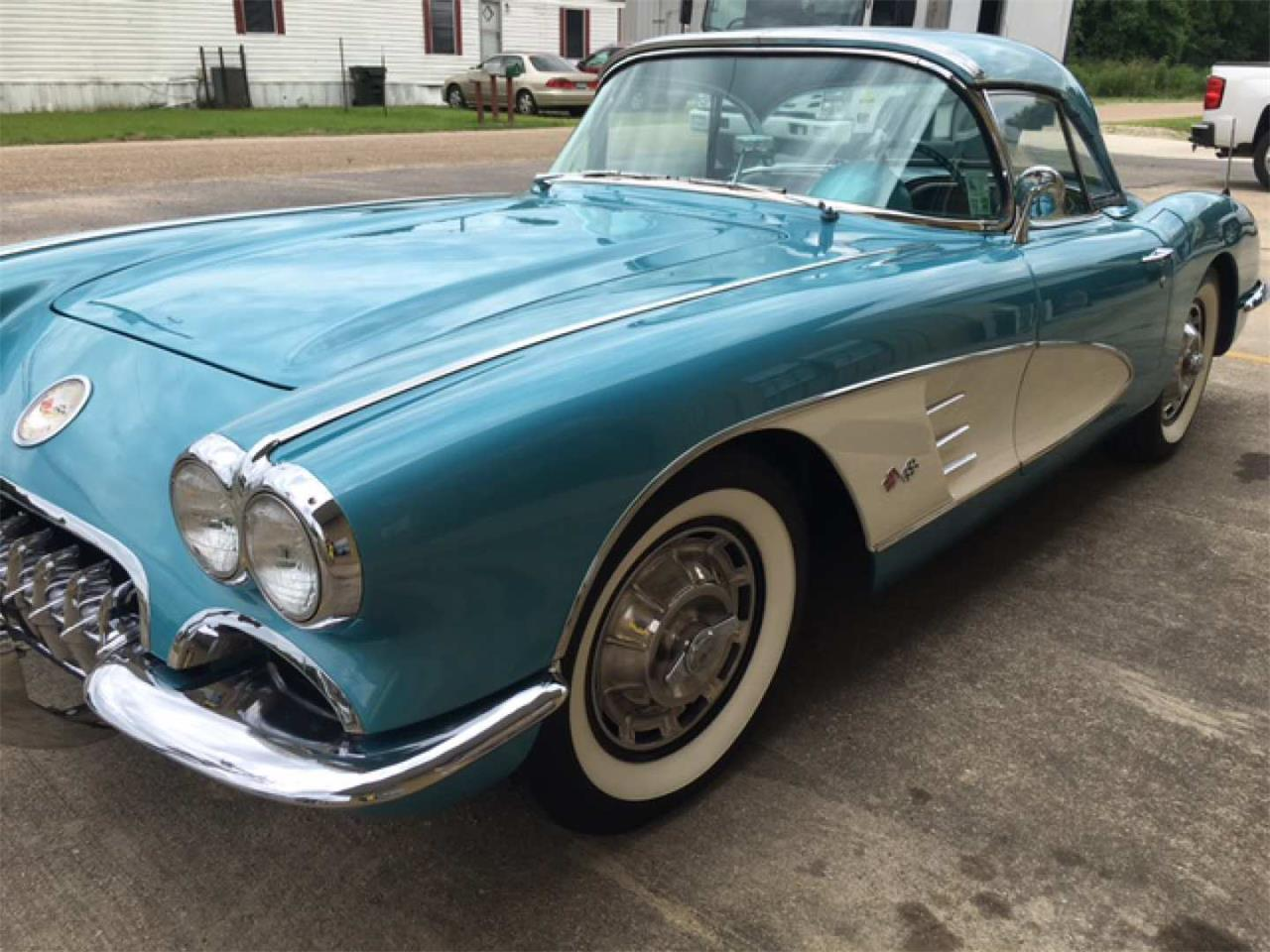Large Picture of Classic '59 Chevrolet Corvette Offered by Vicari Auction - Q8R5