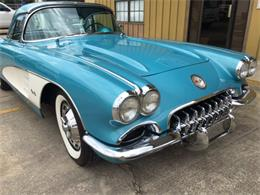 Picture of Classic '59 Corvette located in Harvey Louisiana Auction Vehicle Offered by Vicari Auction - Q8R5