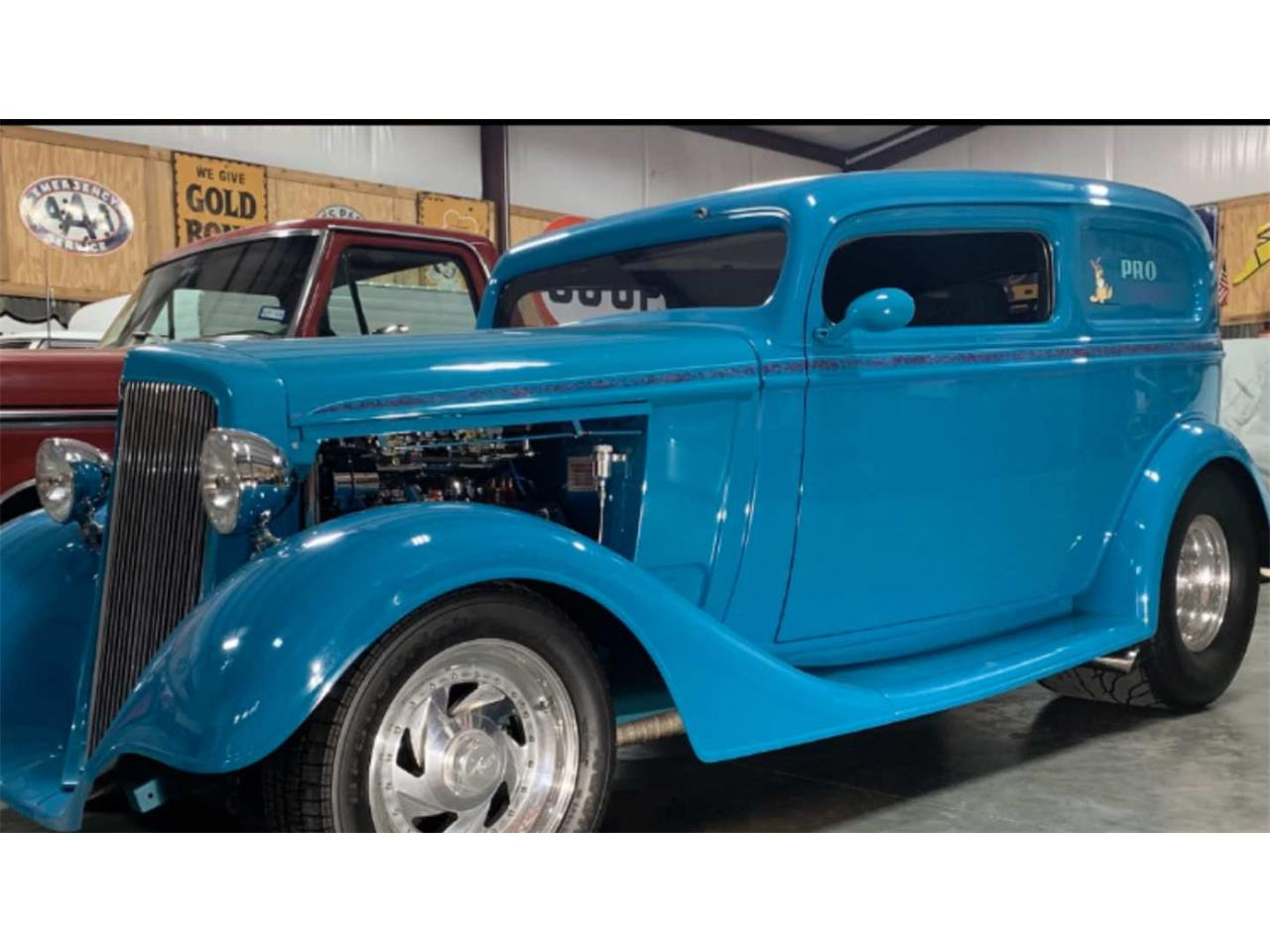 Large Picture of '34 Coupe - Q8R6