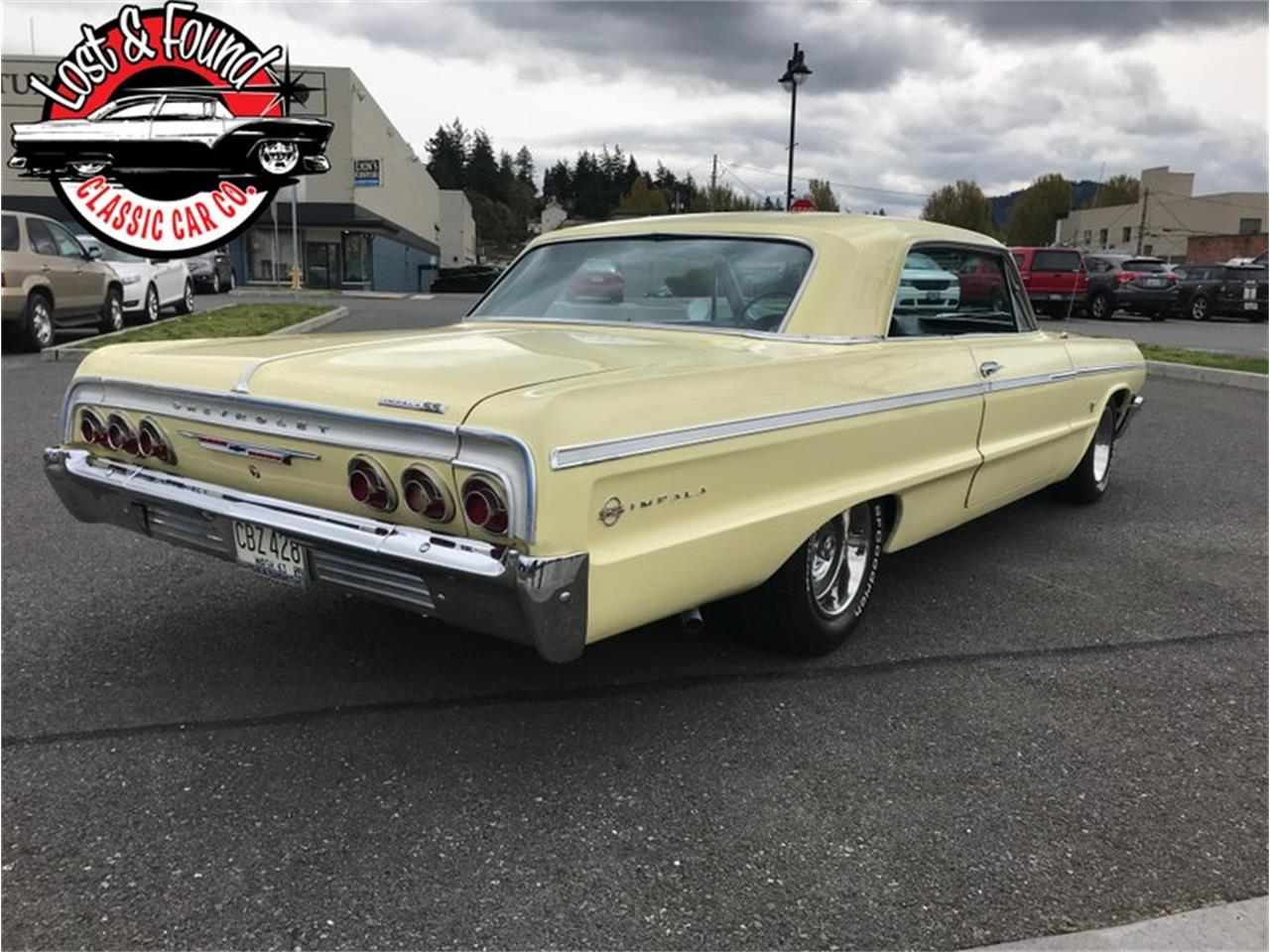 Large Picture of '64 Impala - Q8R7