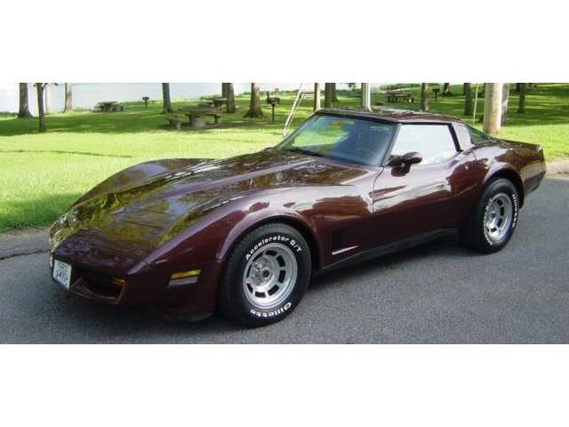 Picture of '81 Corvette - Q8RD