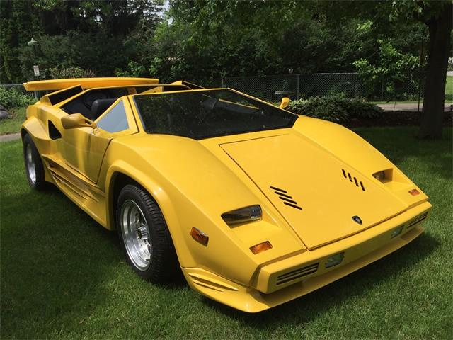 Picture of '86 Countach - Q8SQ