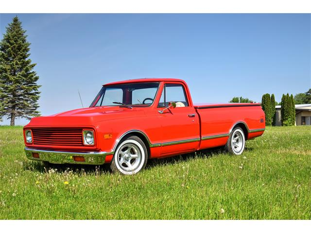 Picture of '69 Pickup - Q8SV