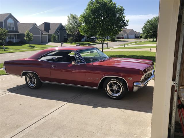 Picture of 1965 Impala located in Missouri - $20,000.00 Offered by a Private Seller - Q8SZ