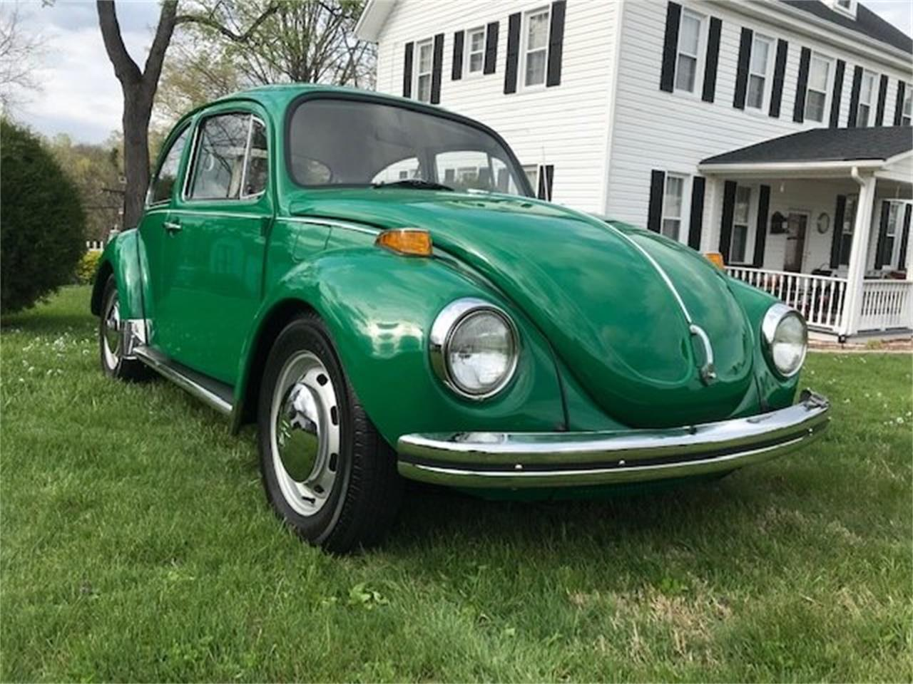 Large Picture of '72 Super Beetle - Q8TE