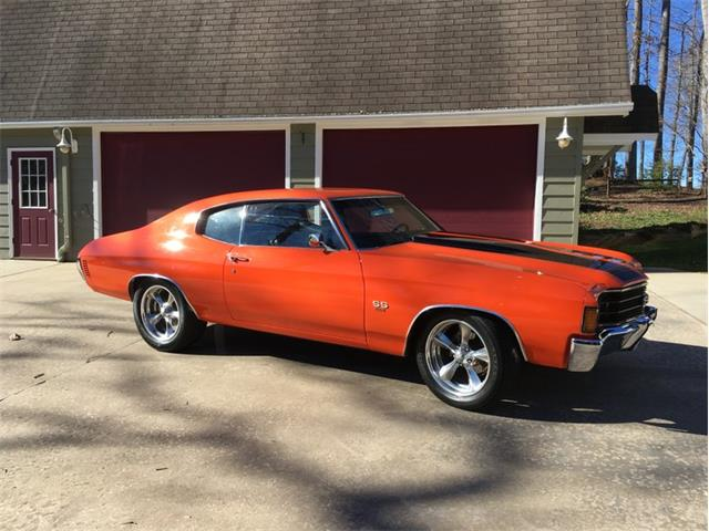 Picture of '72 Chevelle - Q8TH