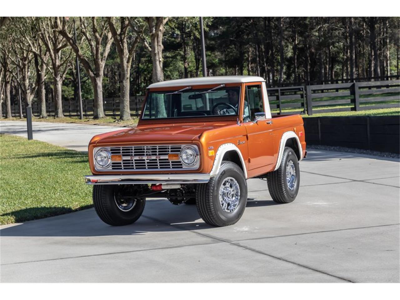 Large Picture of '76 Ford Bronco - Q8U3