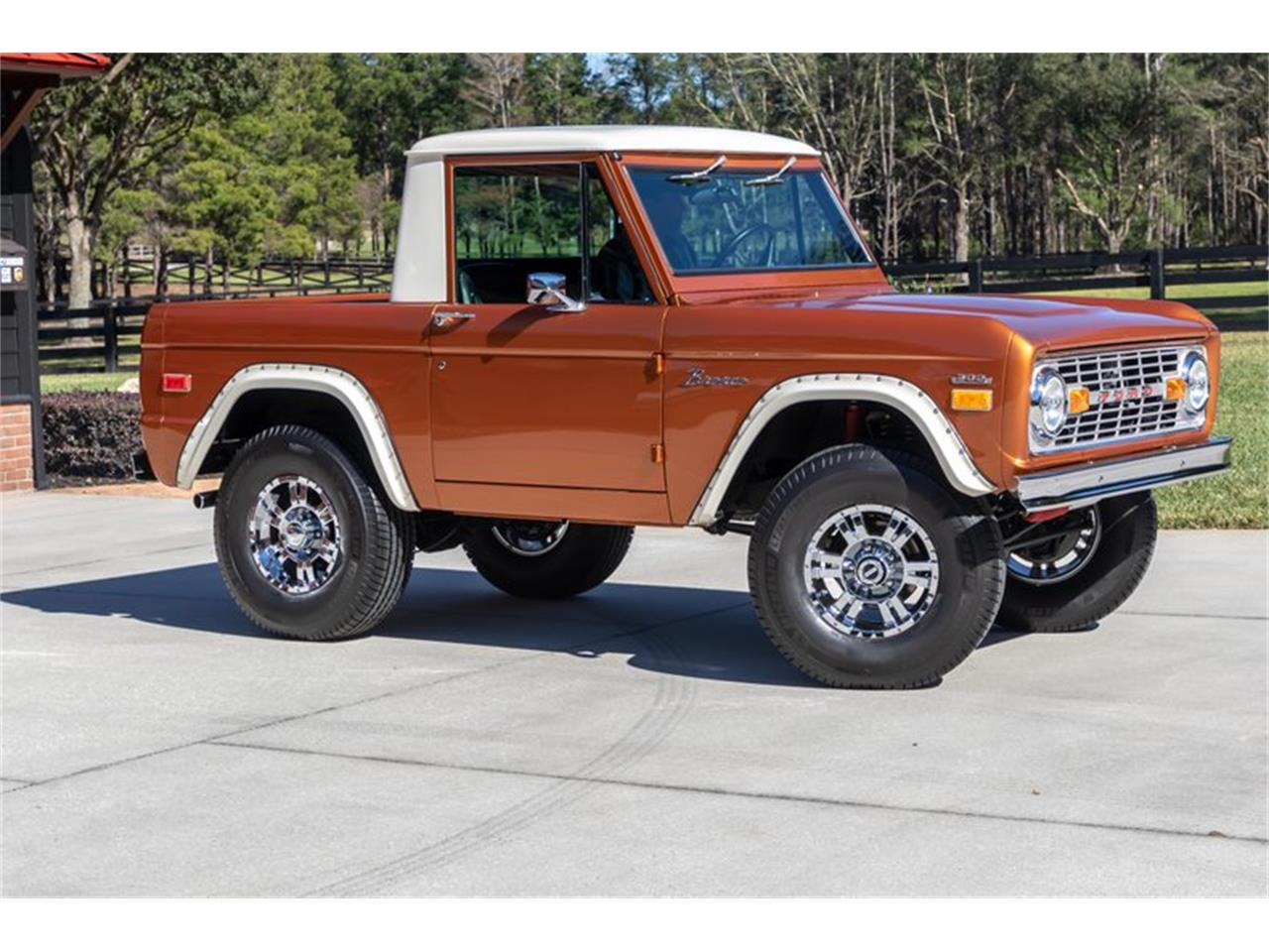Large Picture of '76 Ford Bronco Auction Vehicle - Q8U3