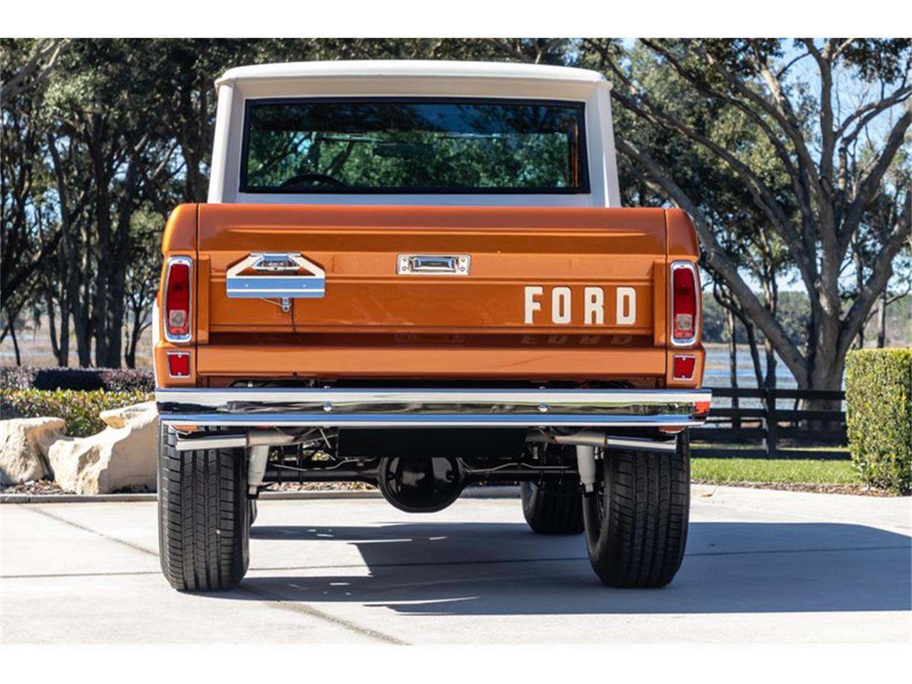Large Picture of 1976 Ford Bronco Auction Vehicle - Q8U3