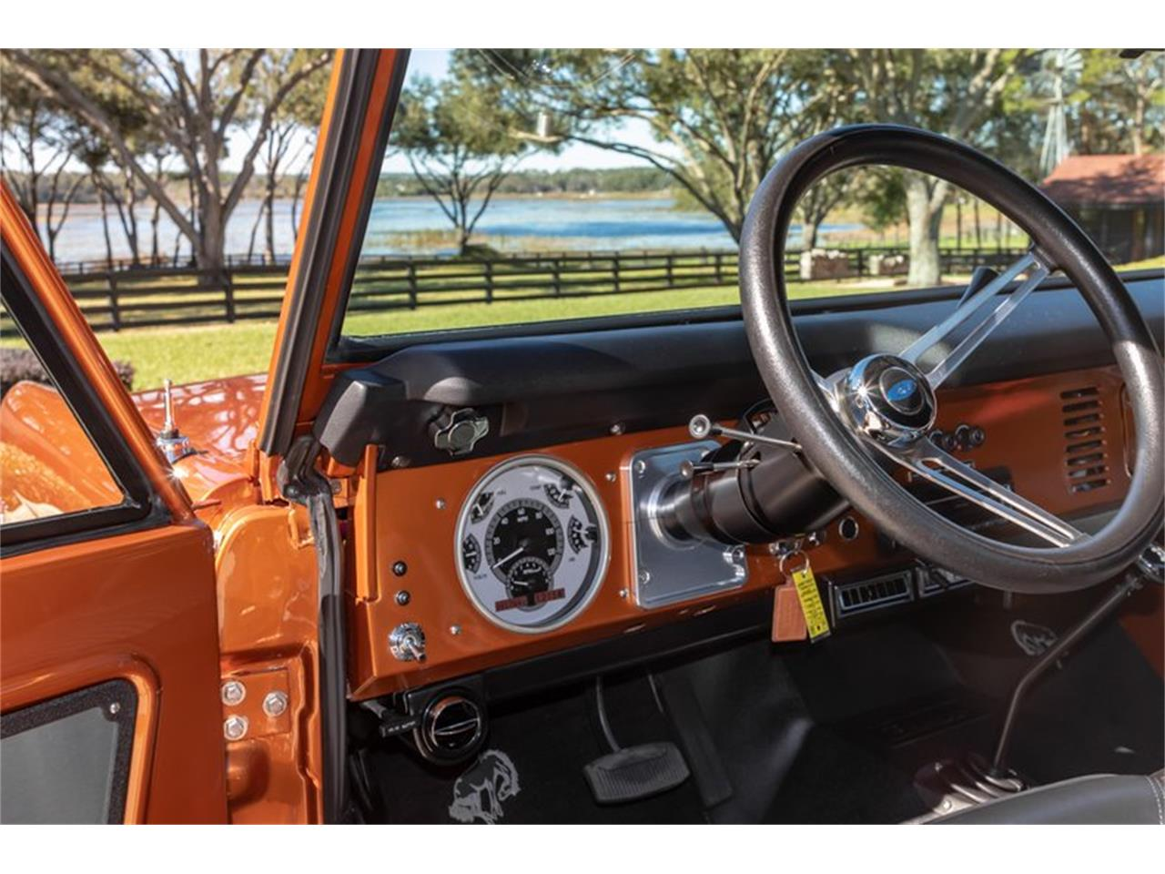 Large Picture of 1976 Bronco located in Greensboro North Carolina Auction Vehicle - Q8U3