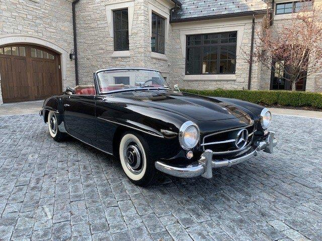 Picture of 1957 190SL located in North Carolina Auction Vehicle Offered by  - Q8U4