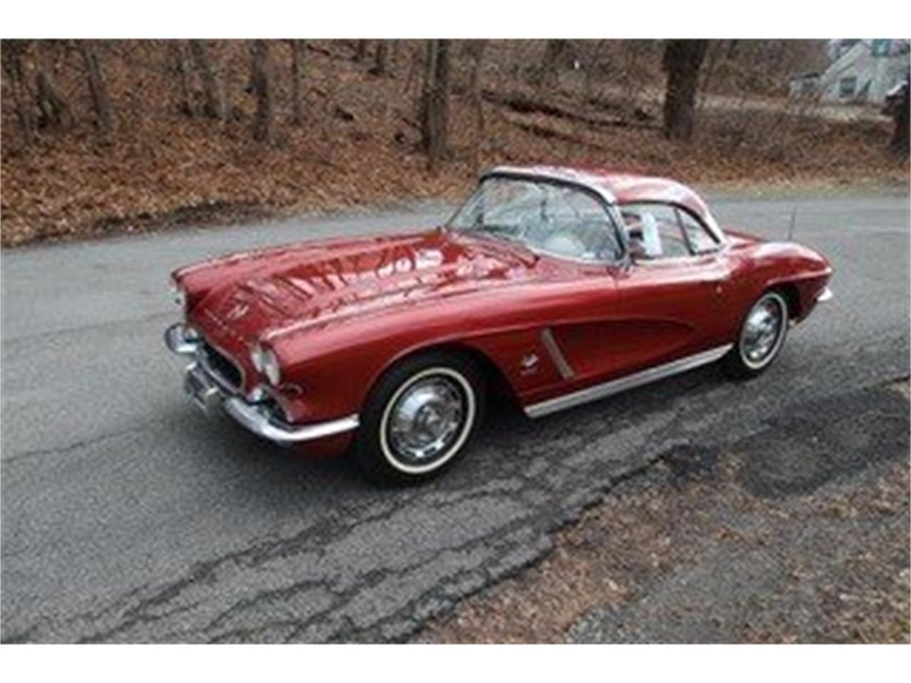 Large Picture of '62 Corvette - Q8UF