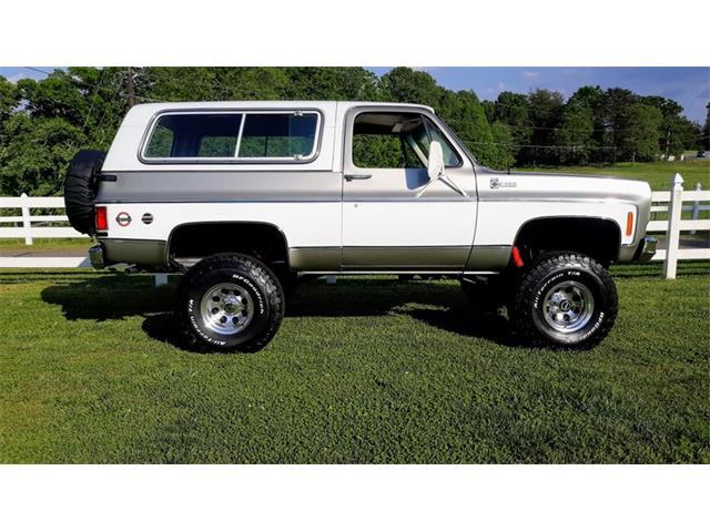 Picture of '78 Blazer - Q8VI