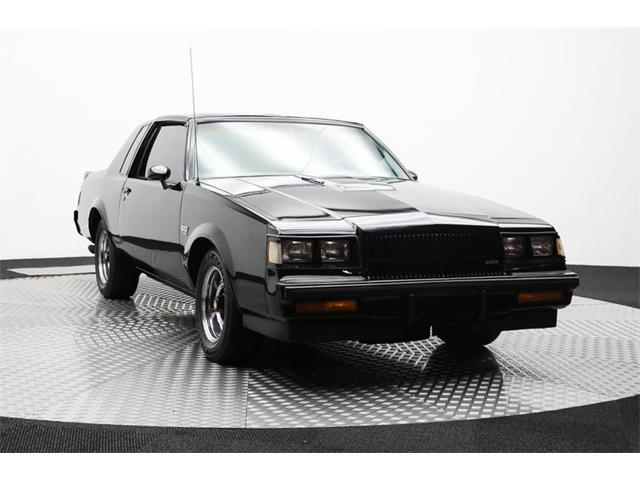 Picture of 1987 Buick Grand National Auction Vehicle - Q8X4