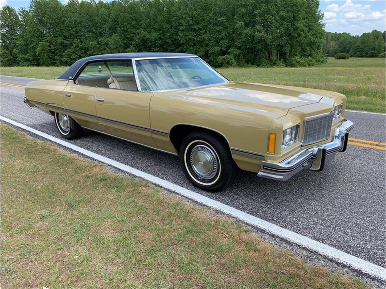 Large Picture of '74 Chevrolet Caprice Offered by GAA Classic Cars Auctions - Q8X9