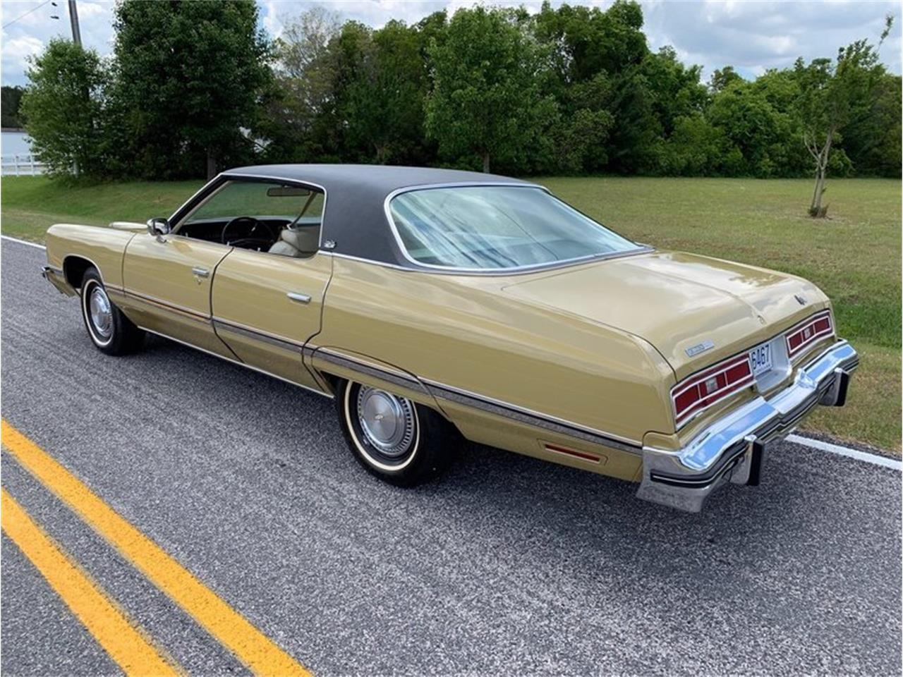 Large Picture of '74 Caprice - Q8X9
