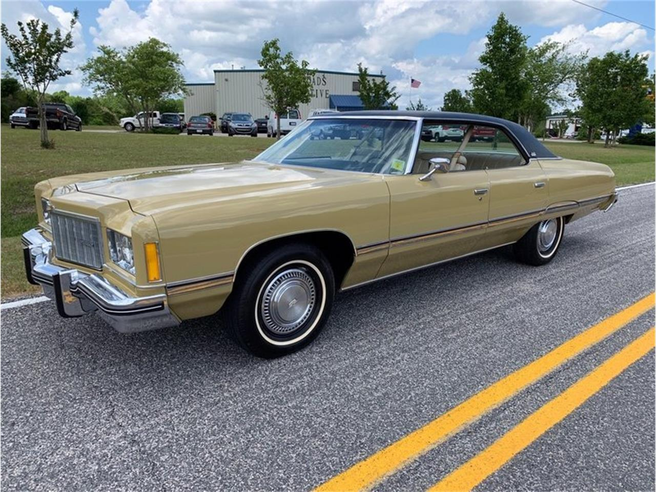 Large Picture of 1974 Chevrolet Caprice Auction Vehicle - Q8X9