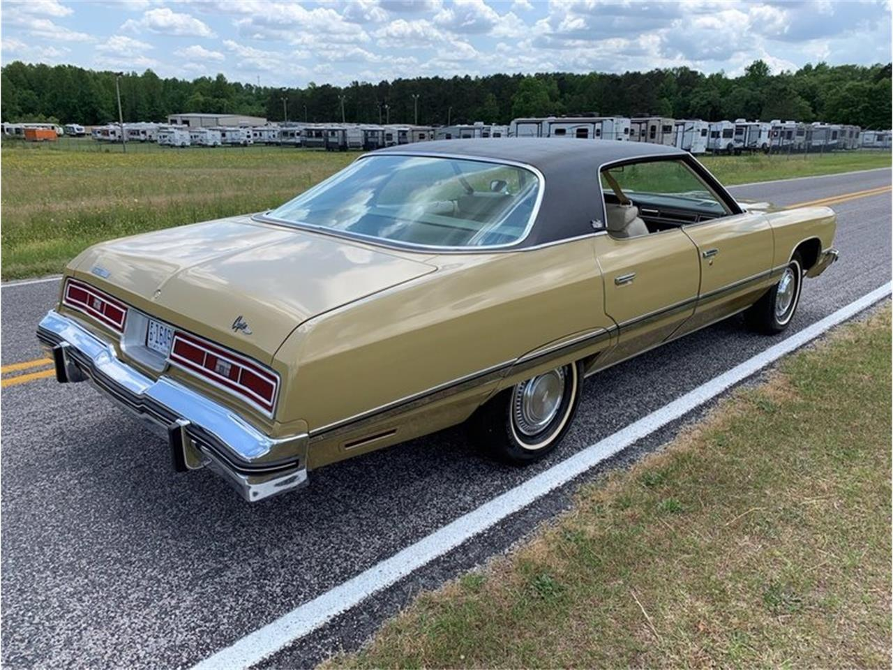 Large Picture of 1974 Caprice located in Greensboro North Carolina Auction Vehicle Offered by GAA Classic Cars Auctions - Q8X9